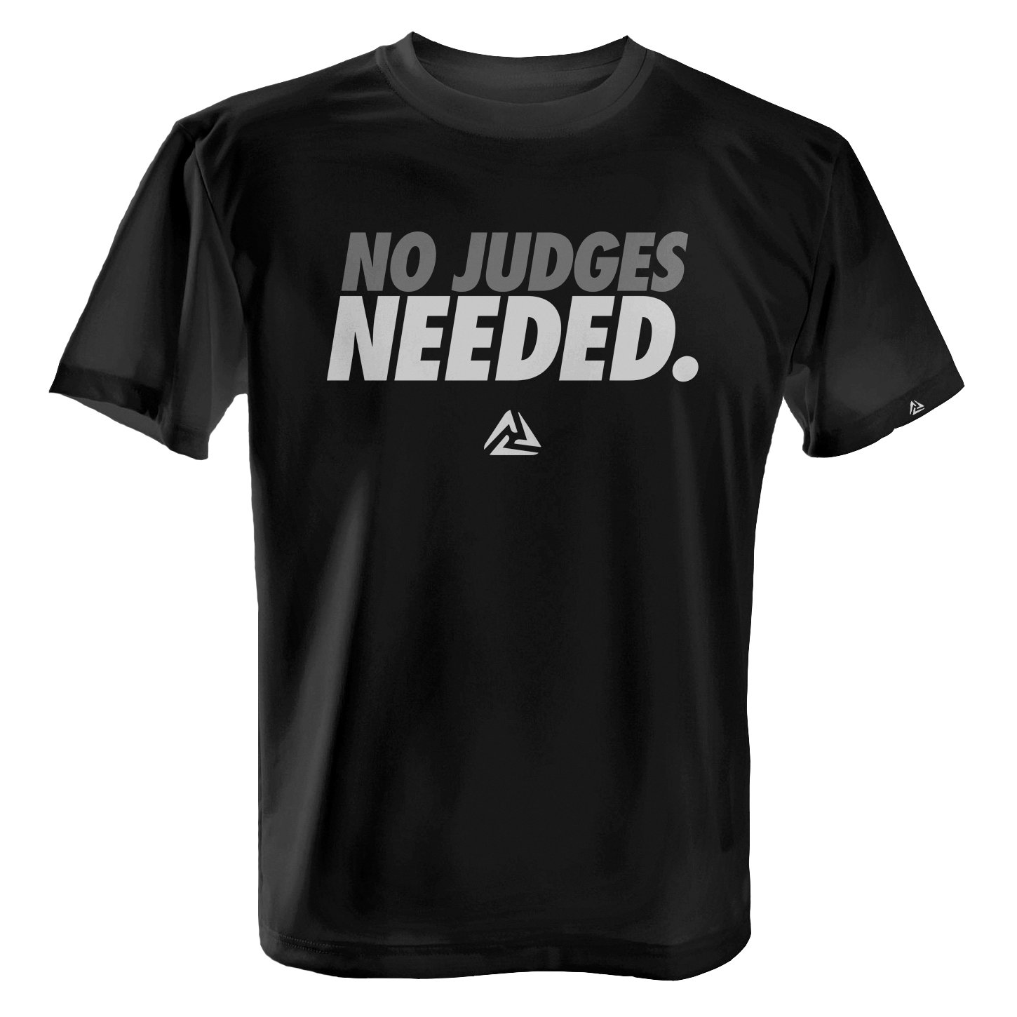 Luctator - No Judges Needed - black - front