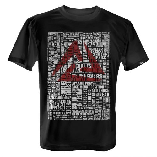 Luctator - MMA Arsenal - black - front