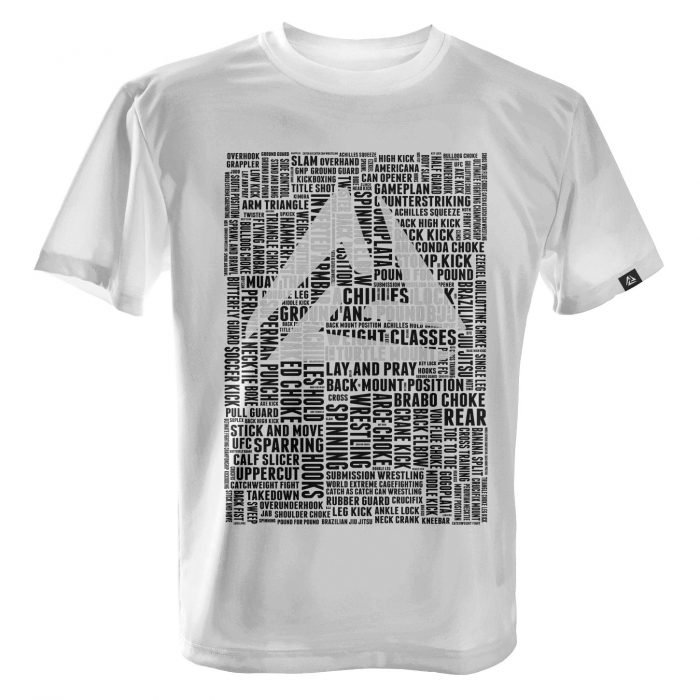 Luctator - MMA Arsenal - white - front