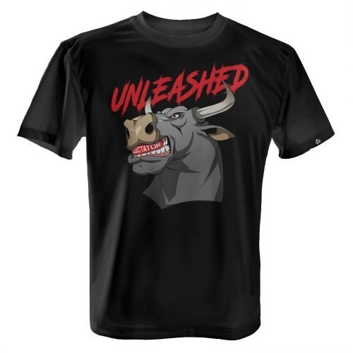 LUCTATOR - Unleashed - Black - Front