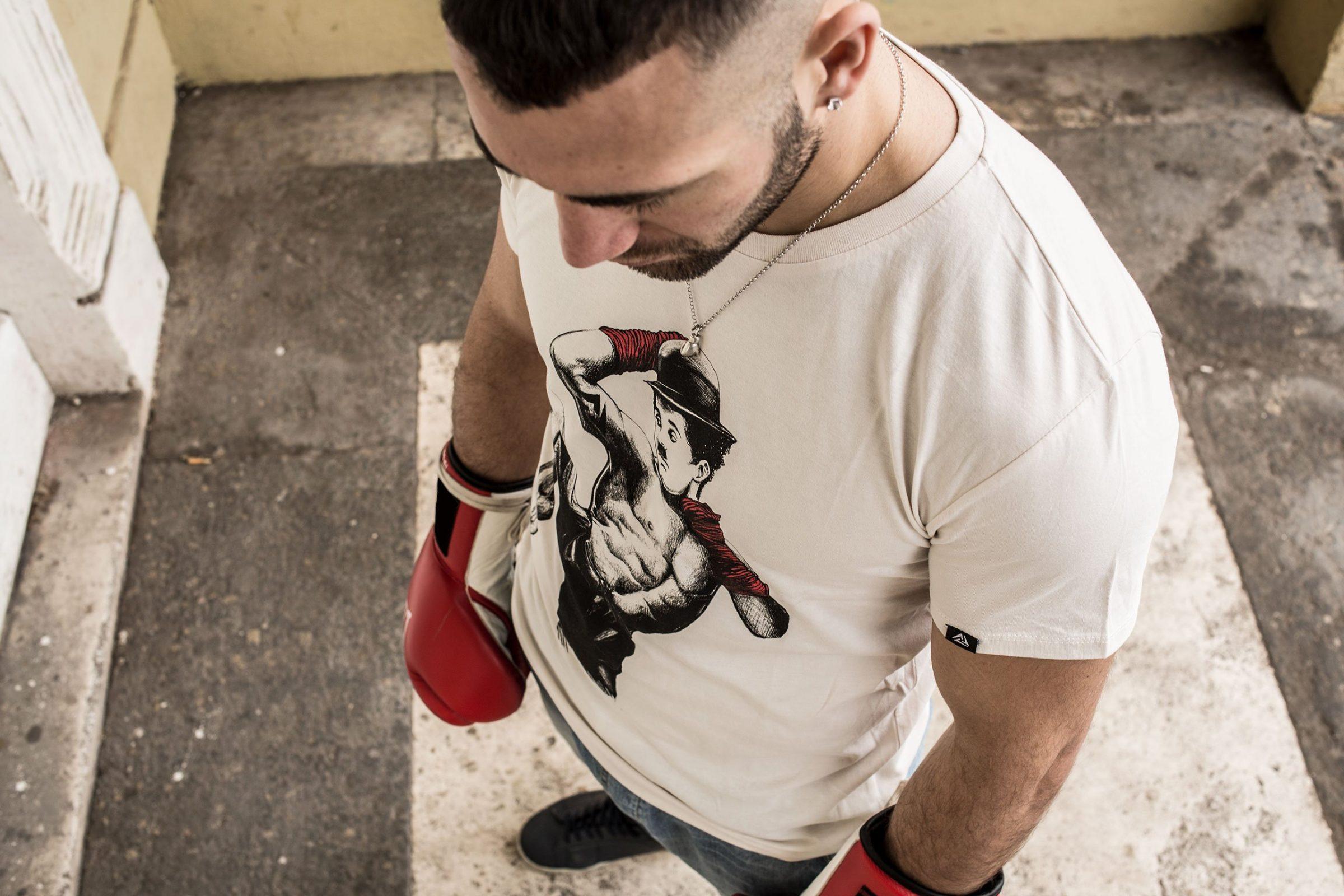 Chaplin Muay Thai T-shirt