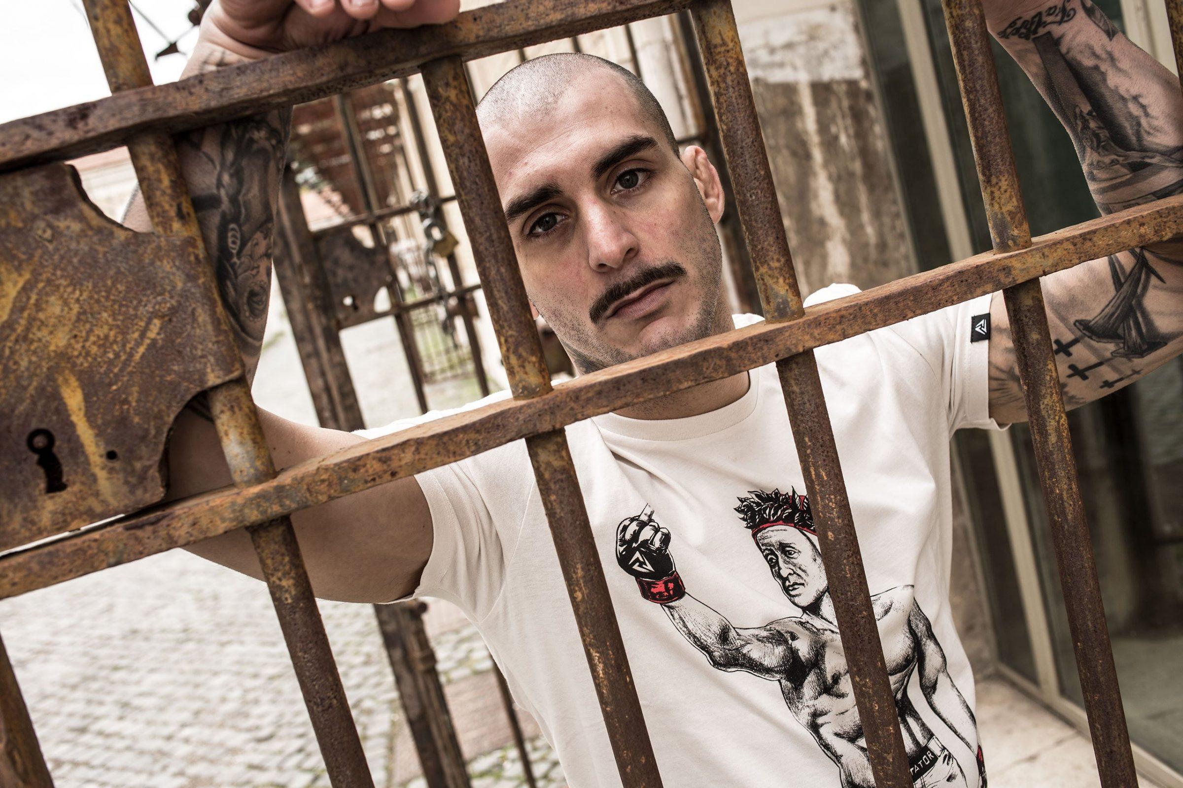 Dante MMA T-shirt