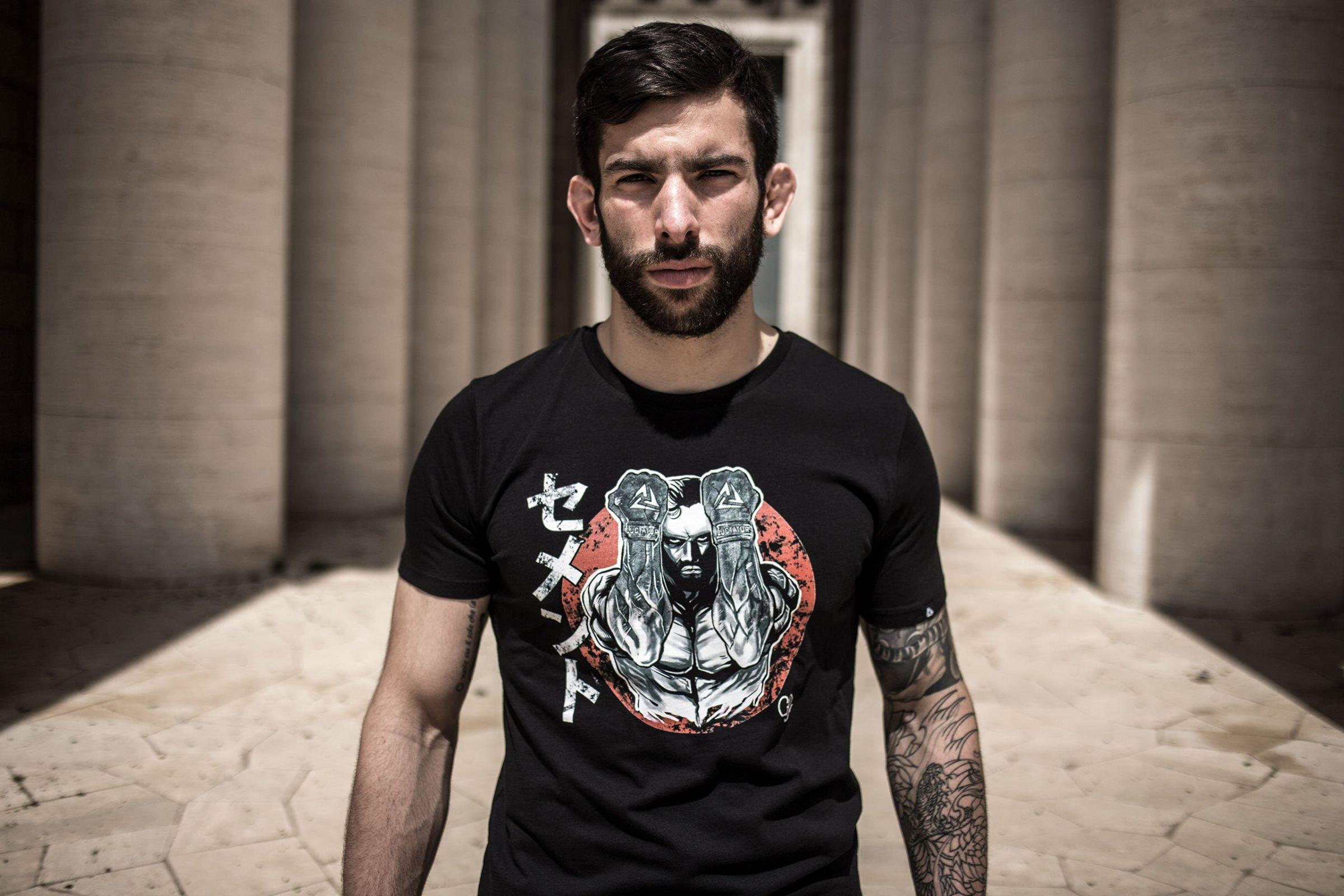 Semento - Carlo Pedersoli Jr. T-shirt