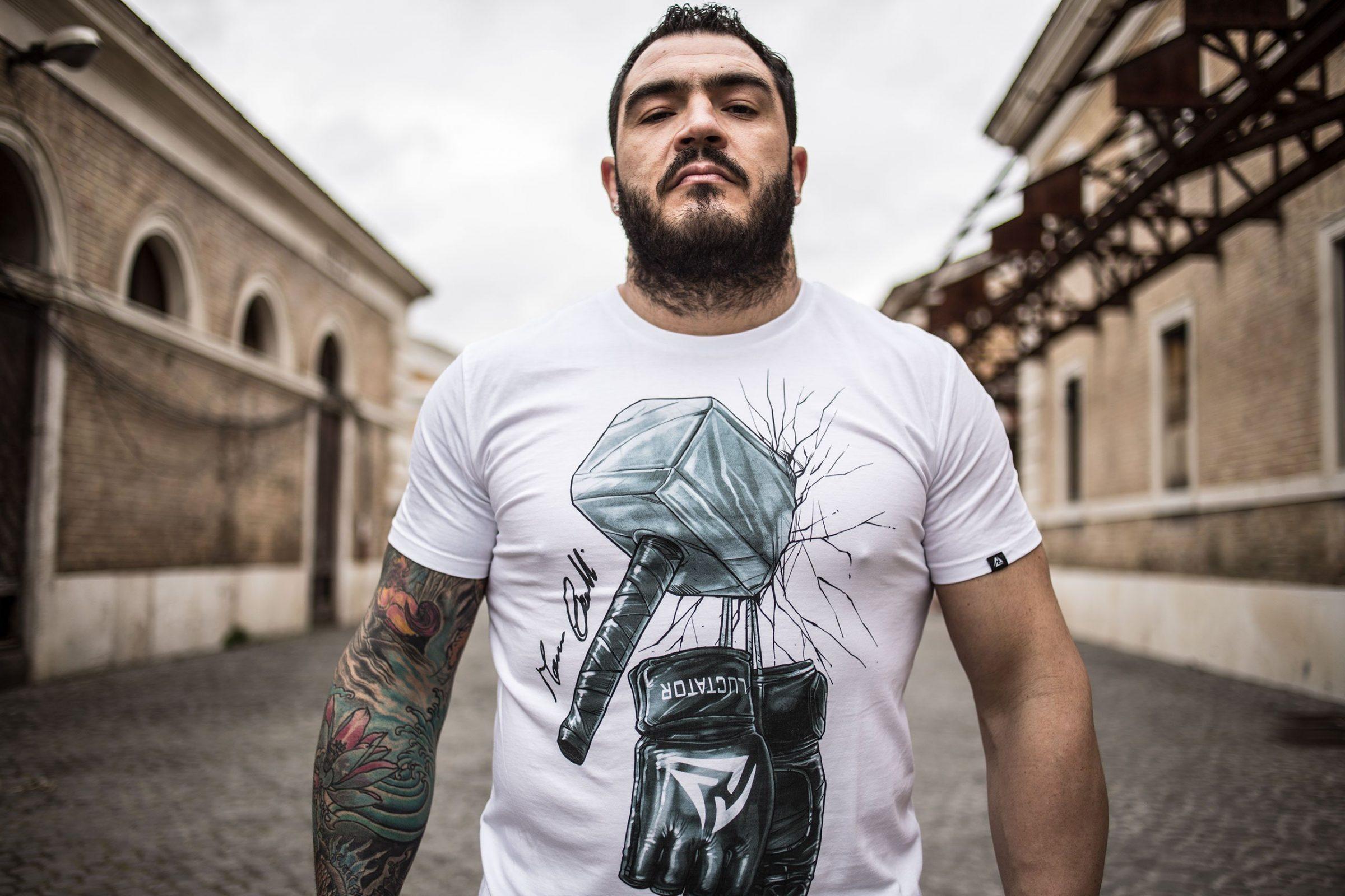 The Hammer - Mauro Cerilli T-shirt