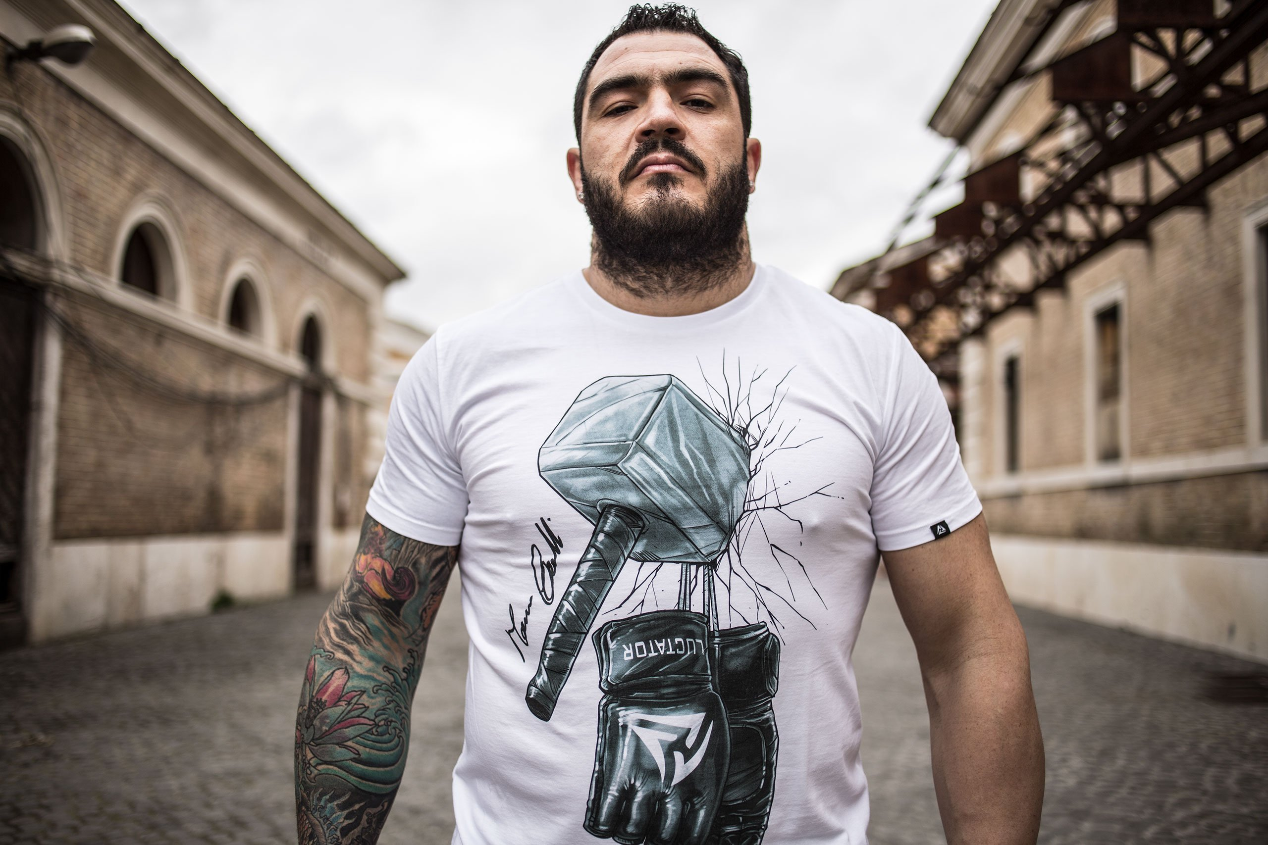 Mauro Cerilli - The Hammer - LUCTATOR