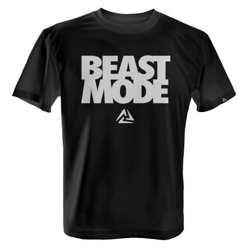 LUCTATOR - Beast Mode - Black - Front