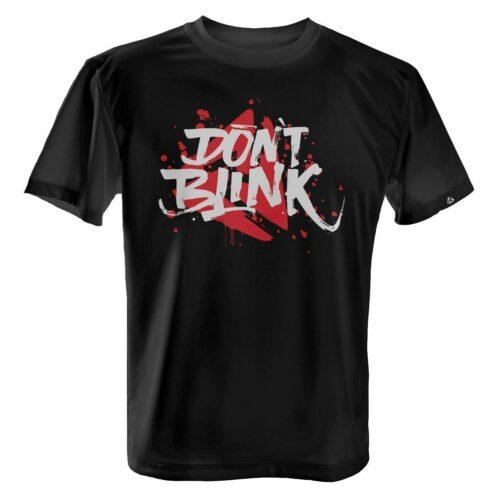 LUCTATOR - Don't Blink - Black - Front