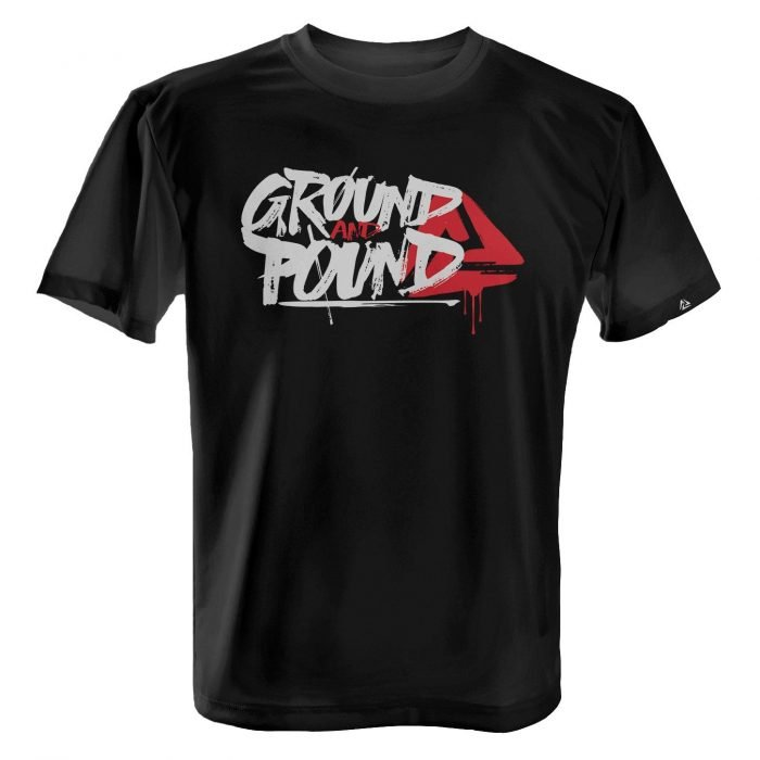 LUCTATOR - Ground and Pound - Black - Front
